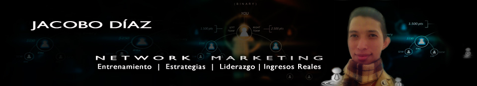JacoboDiaz.com | Network Marketing Profesional