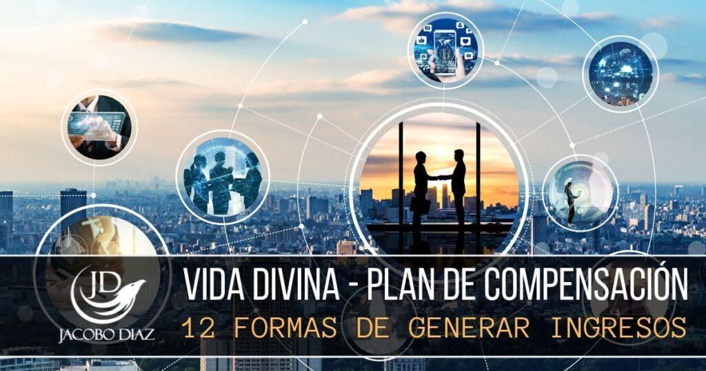 Vida Divina plan de compensación PDF actualizado