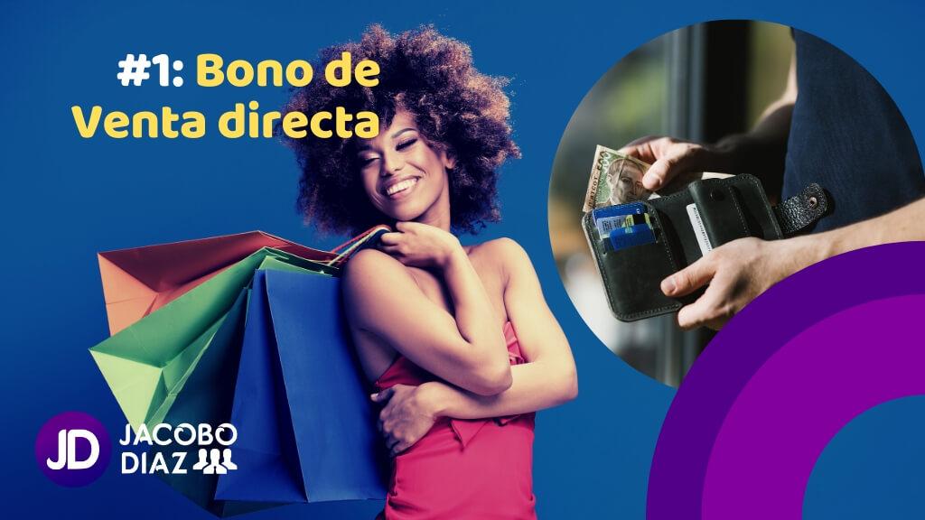 Vida Divina Plan de compensación PDF 1 Bono de venta directa