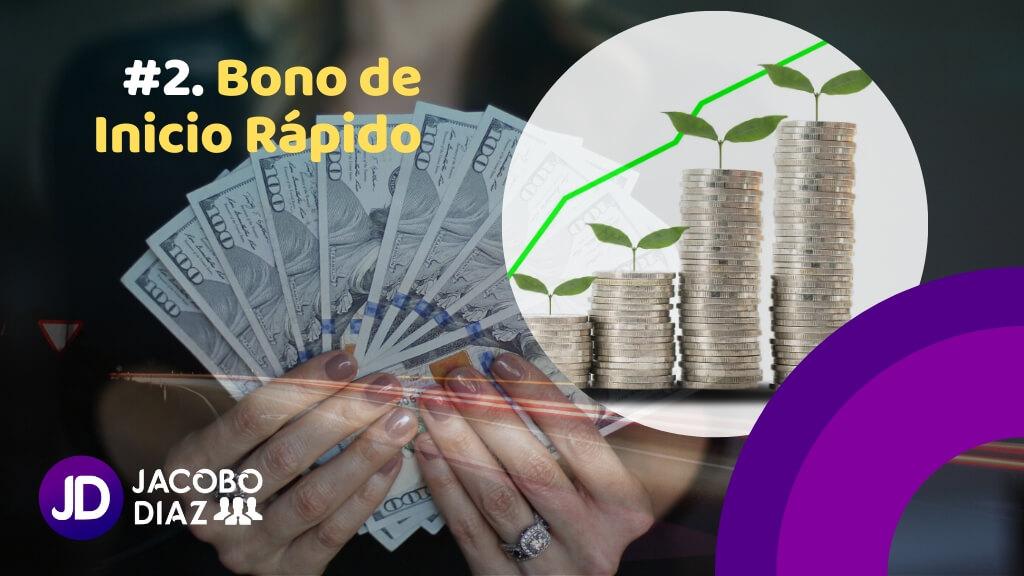 Vida Divina Plan de compensación PDF 2 Bono de inicio rápido
