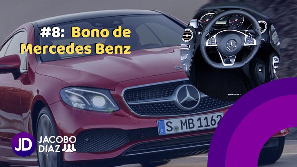 Vida Divina Plan de pagos PDF 8 Bono de Mercedes Benz